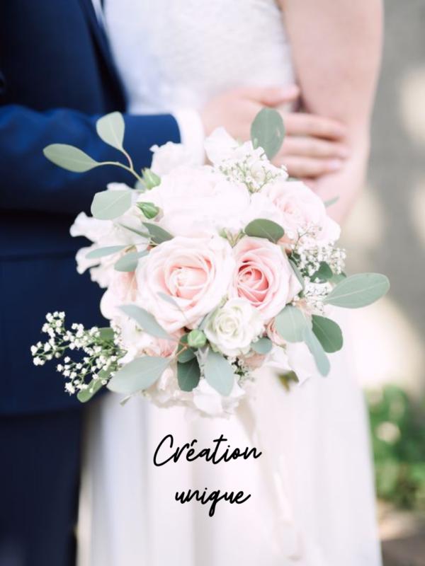 herbier mariage